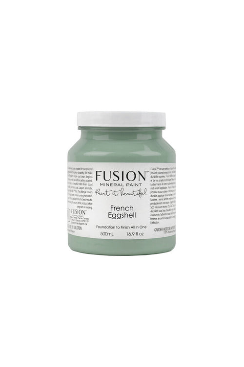French Eggshell Fusion Mineral Paint - Pint