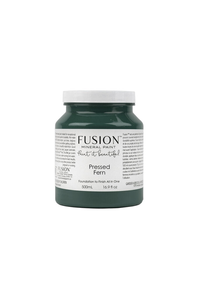 Pressed Fern Fusion Mineral Paint - Pint