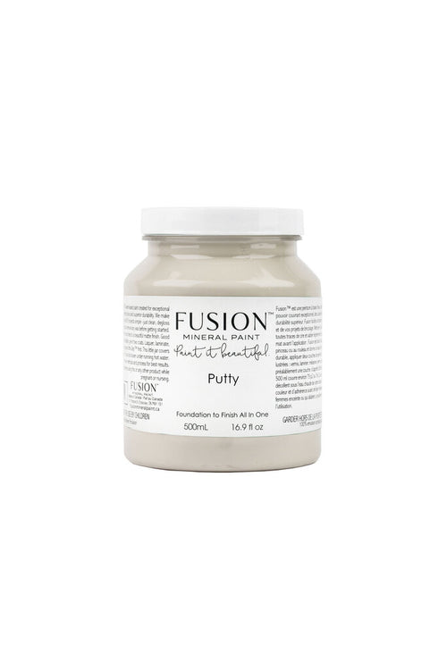 Putty Fusion Mineral Paint - Pint