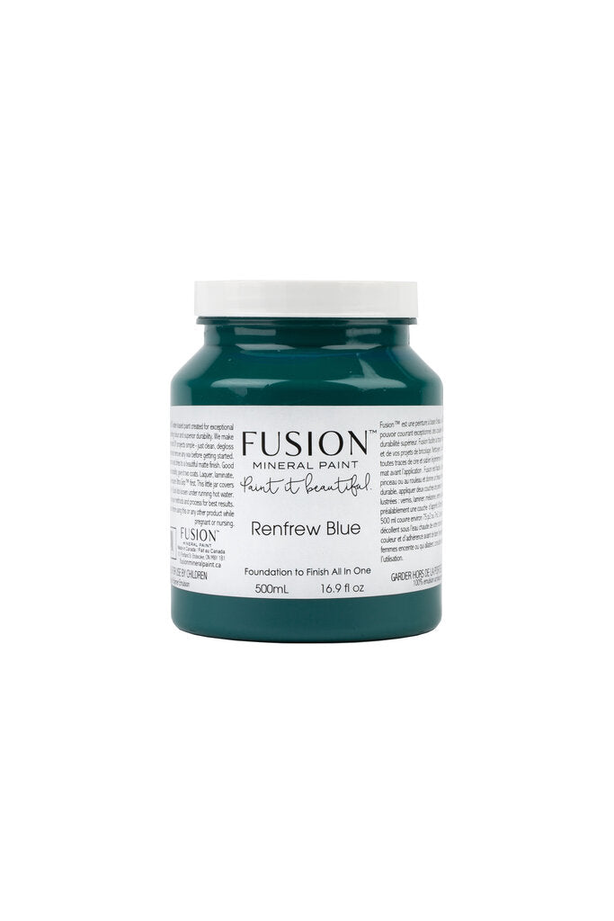 Renfrew Blue Fusion Mineral Paint - Pint