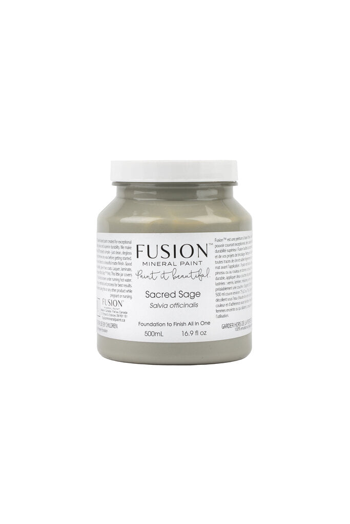 Sacred Sage Fusion Mineral Paint - Pint