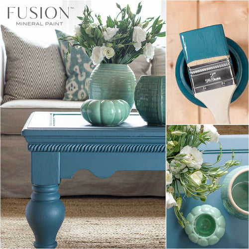 Seaside Fusion Mineral Paint Tester