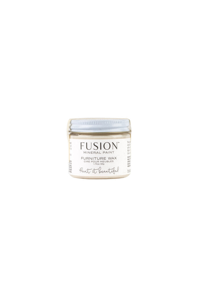 Fusion Furniture Wax - Clear Fusion