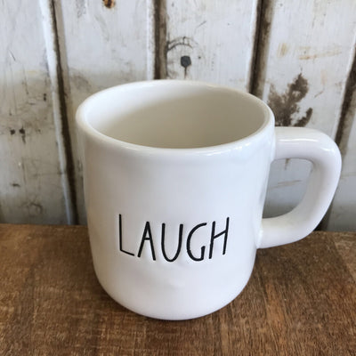 Ceramic Mug - Laugh