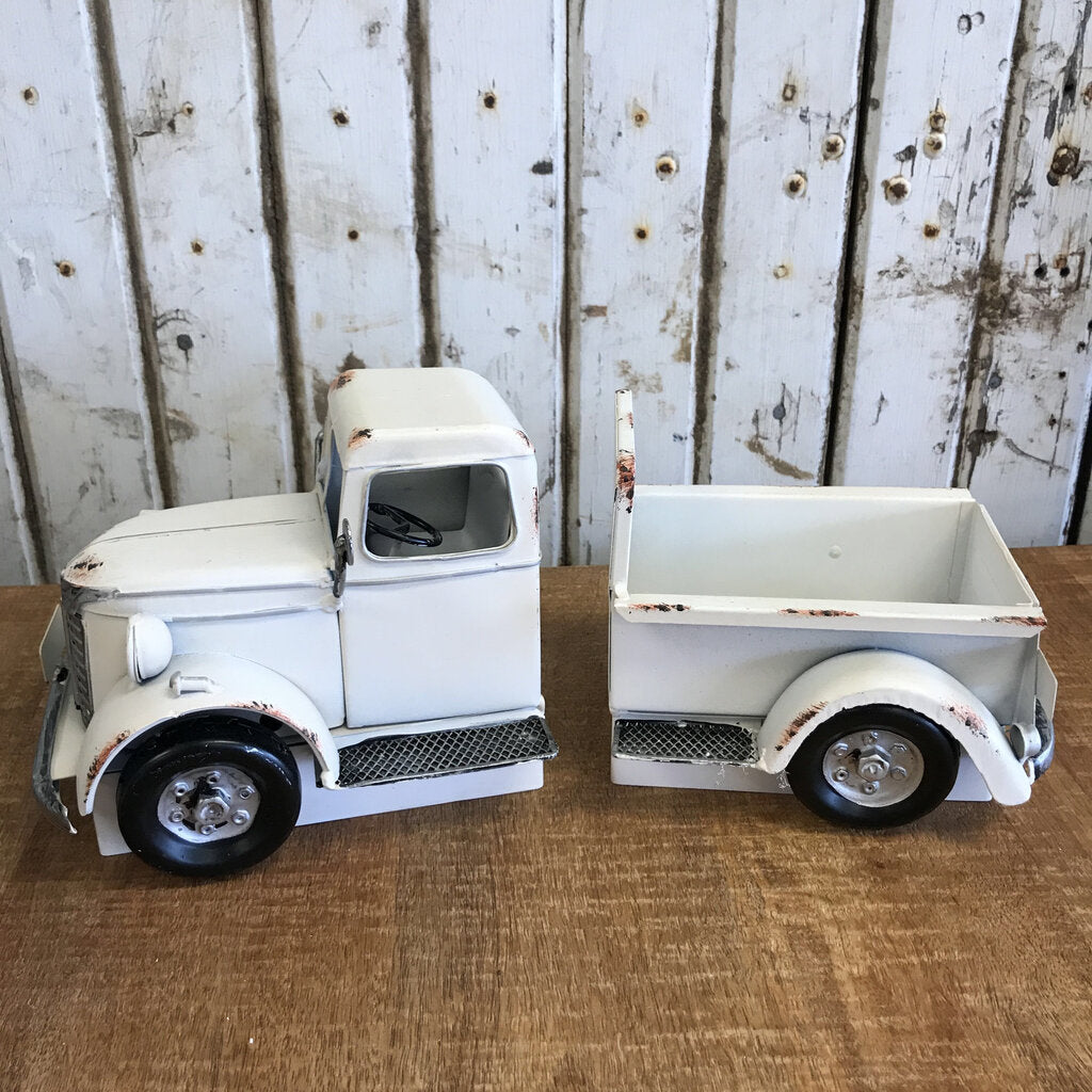 Antique Truck Bookends