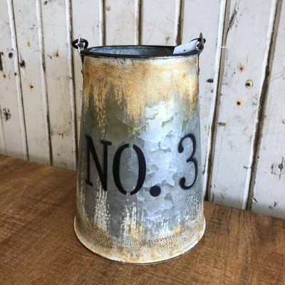 Galvanized Tin - Sm. 7 X 9 1/2