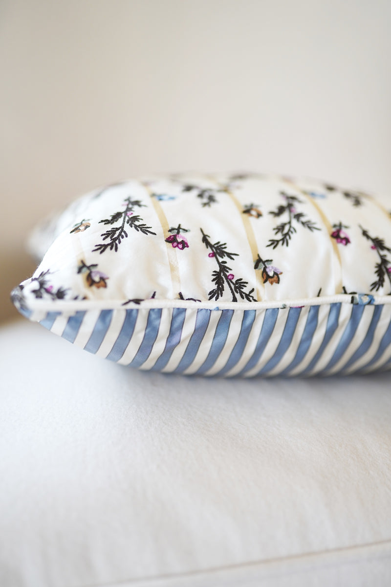 Eglantine Tulips Pillow