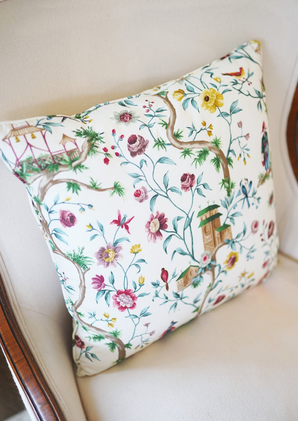Petit Chinon Pillow
