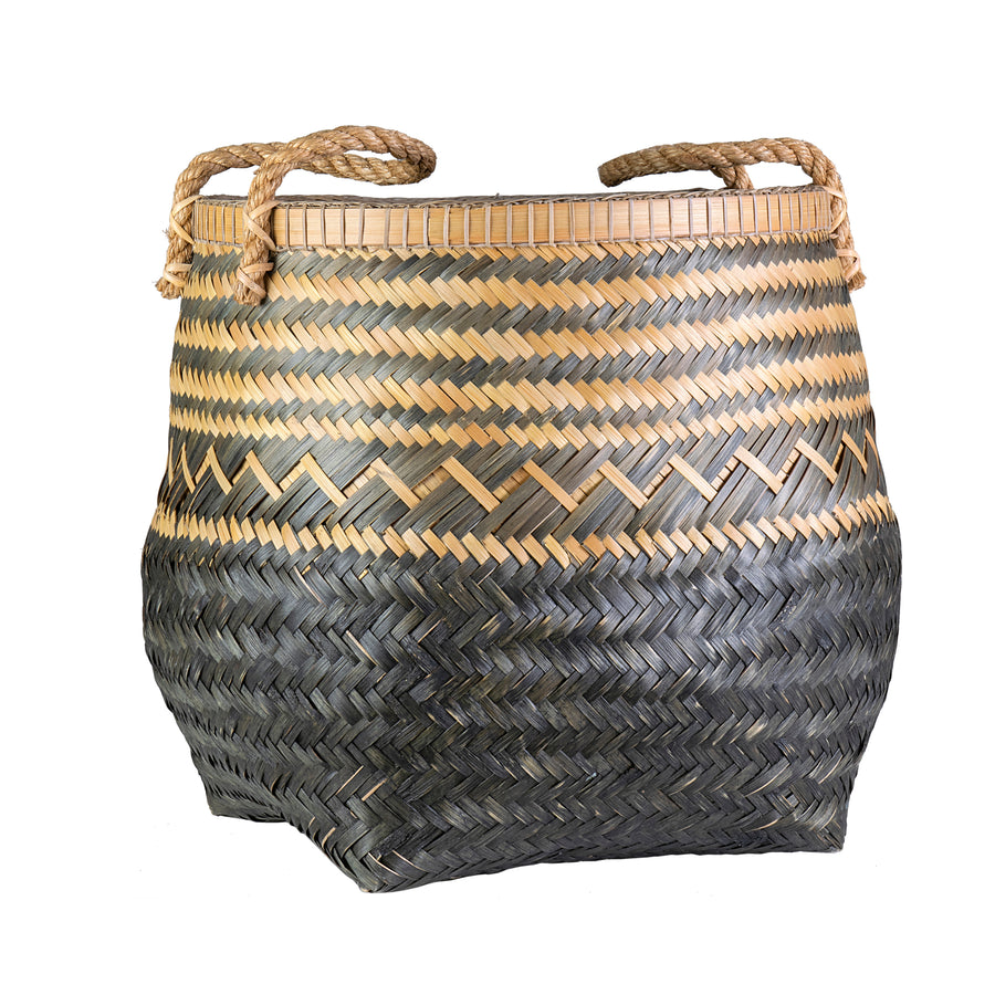 Tully Bamboo Basket