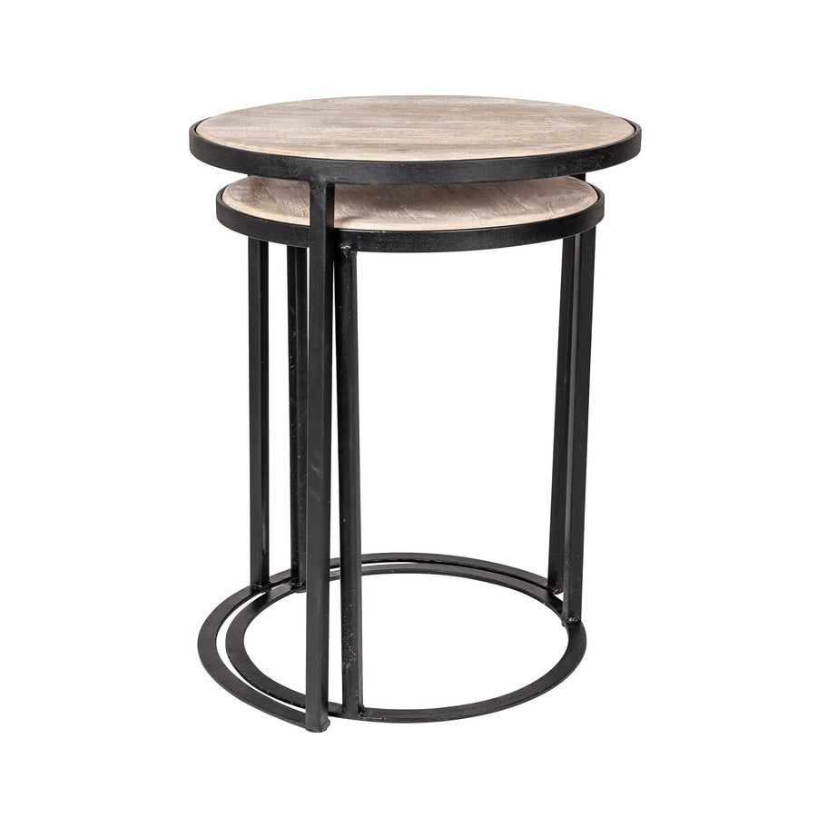 August Nesting Tables