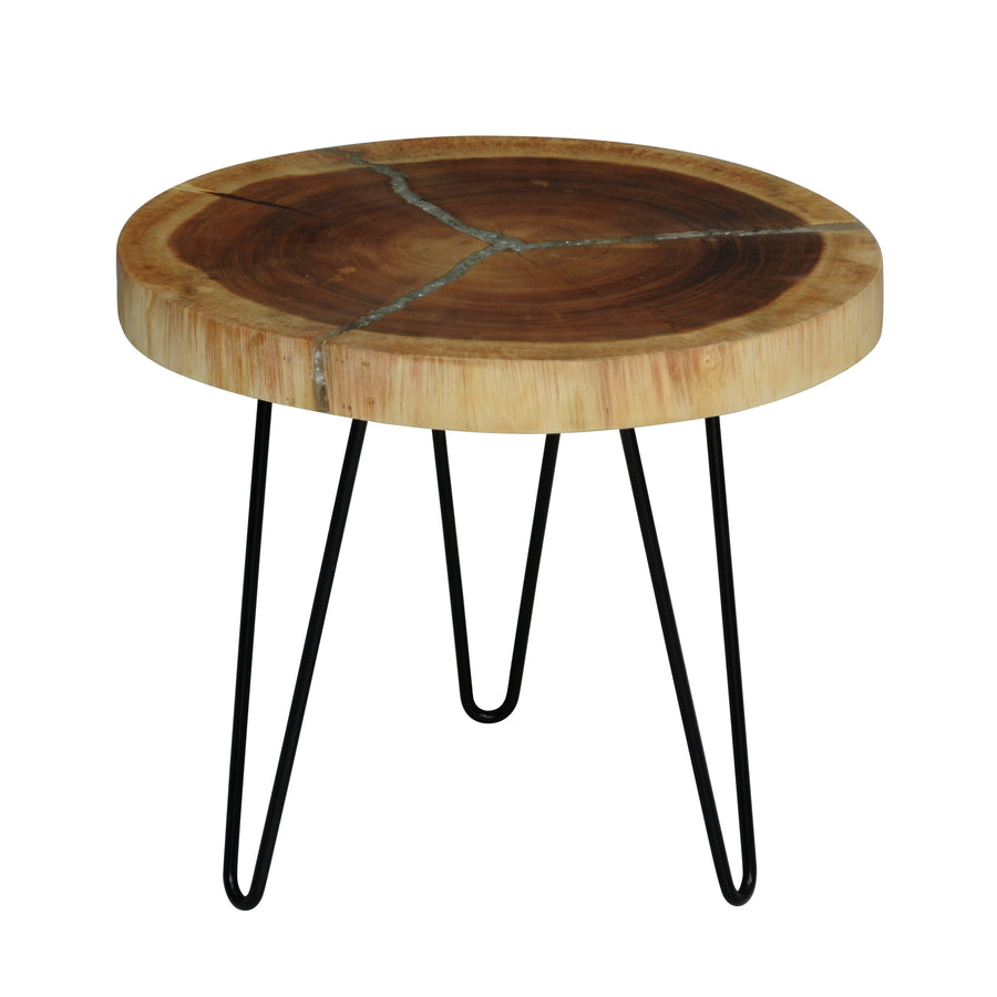 Emerald Accent Table