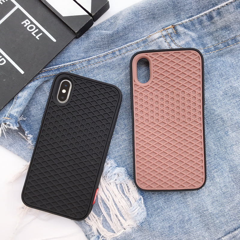 Vans Waffle brand Soft Phone Case