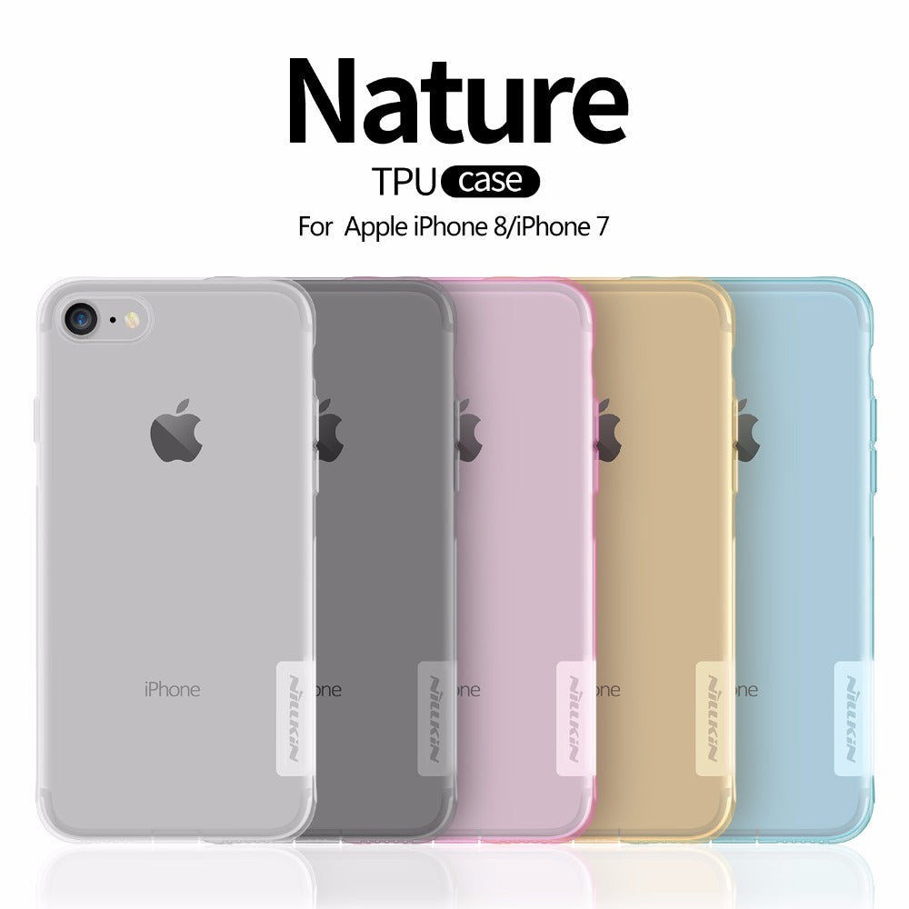 Colorful Transparent Case