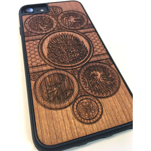 MMORE Wood Phone case