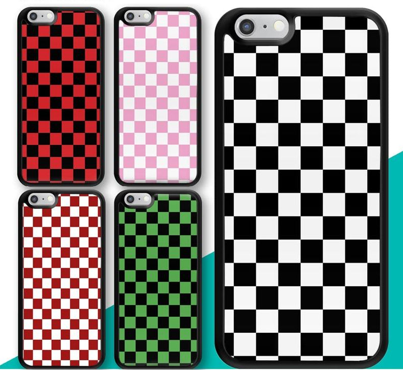 Checkered Phone Cases