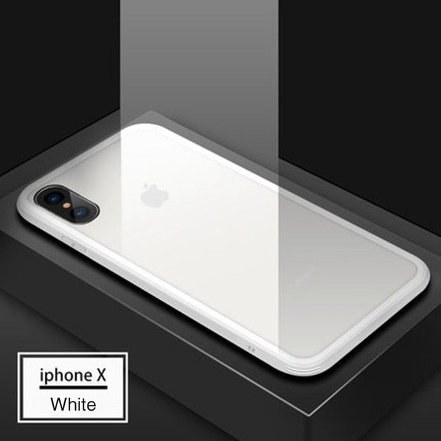 Gradient Shockproof Phone Case