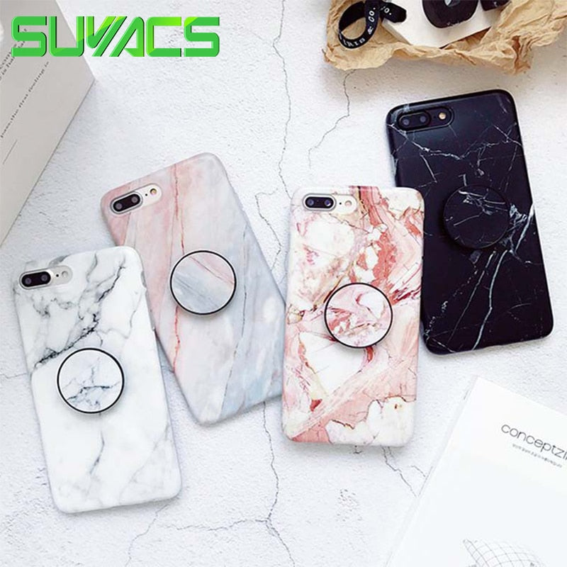 Soft Style Marble Case