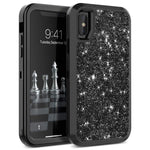 Shockproof Glitter Case