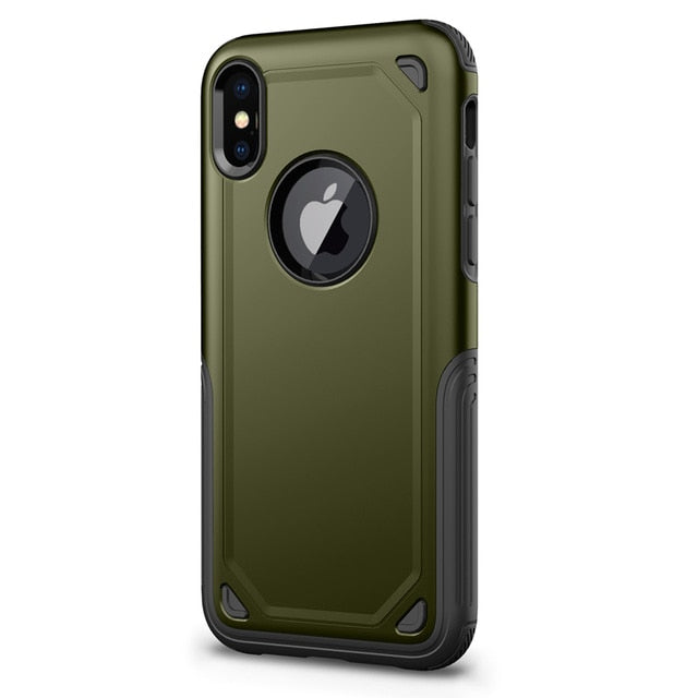 Camouflage Armor Case