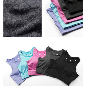 Creative Back Sports Bra