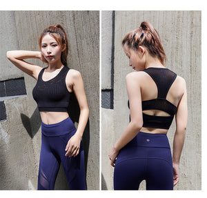 Web Stretch Sports Bra