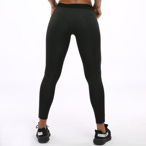 Center Patch Leggings