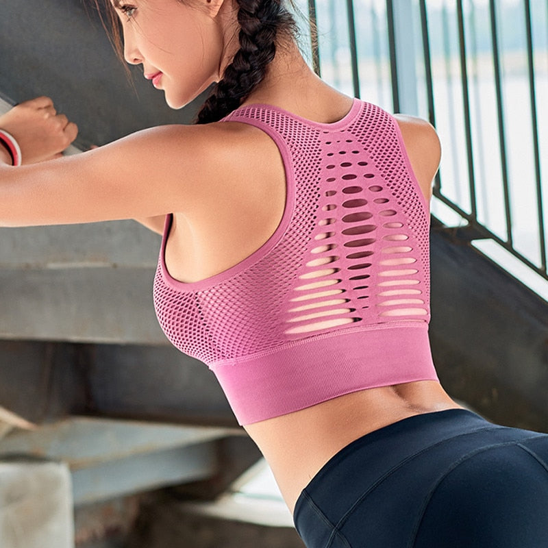 Shockproof Runnin Sports Bra
