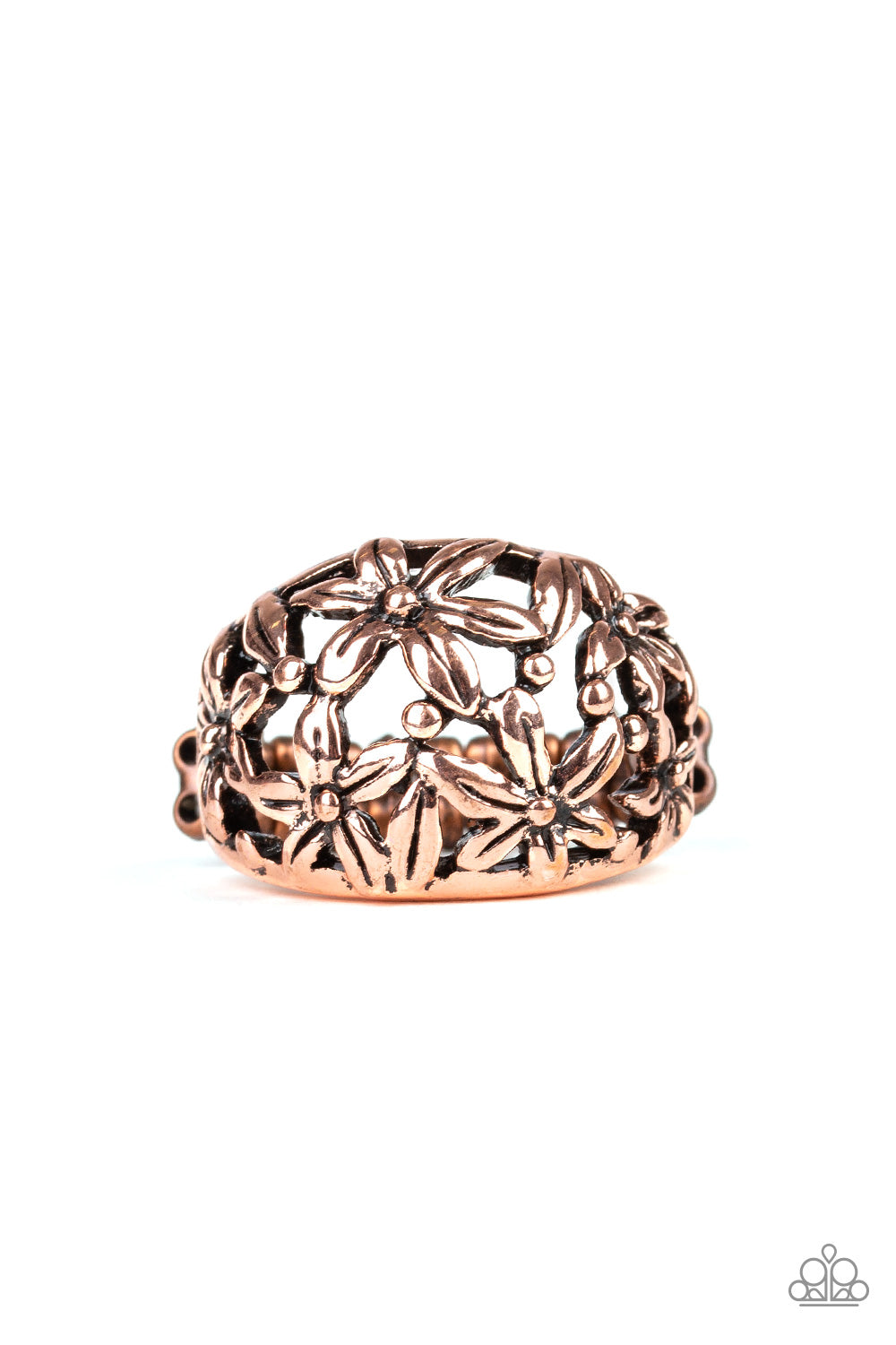 Paparazzi Haute Havana Copper Ring