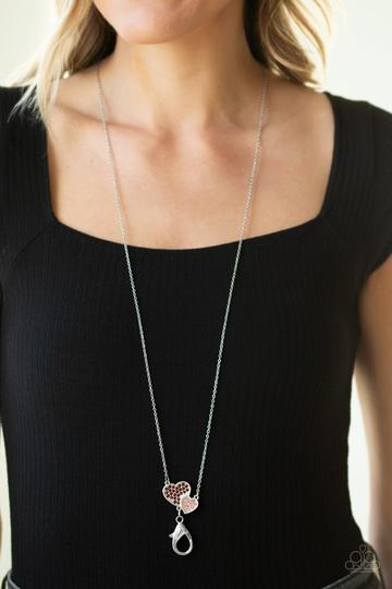 Paparazzi Lover Multi Lanyard Long Necklace