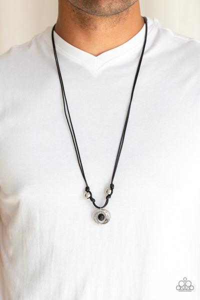 Paparazzi Rural Ringleader Men's Necklace