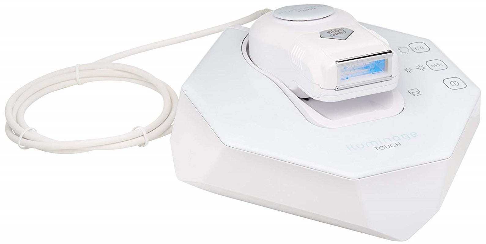 Iluminage Touch At Home Permanent Hair Removal IPL & Radio Frequency System (FDA-Cleared) - All Skin Tones