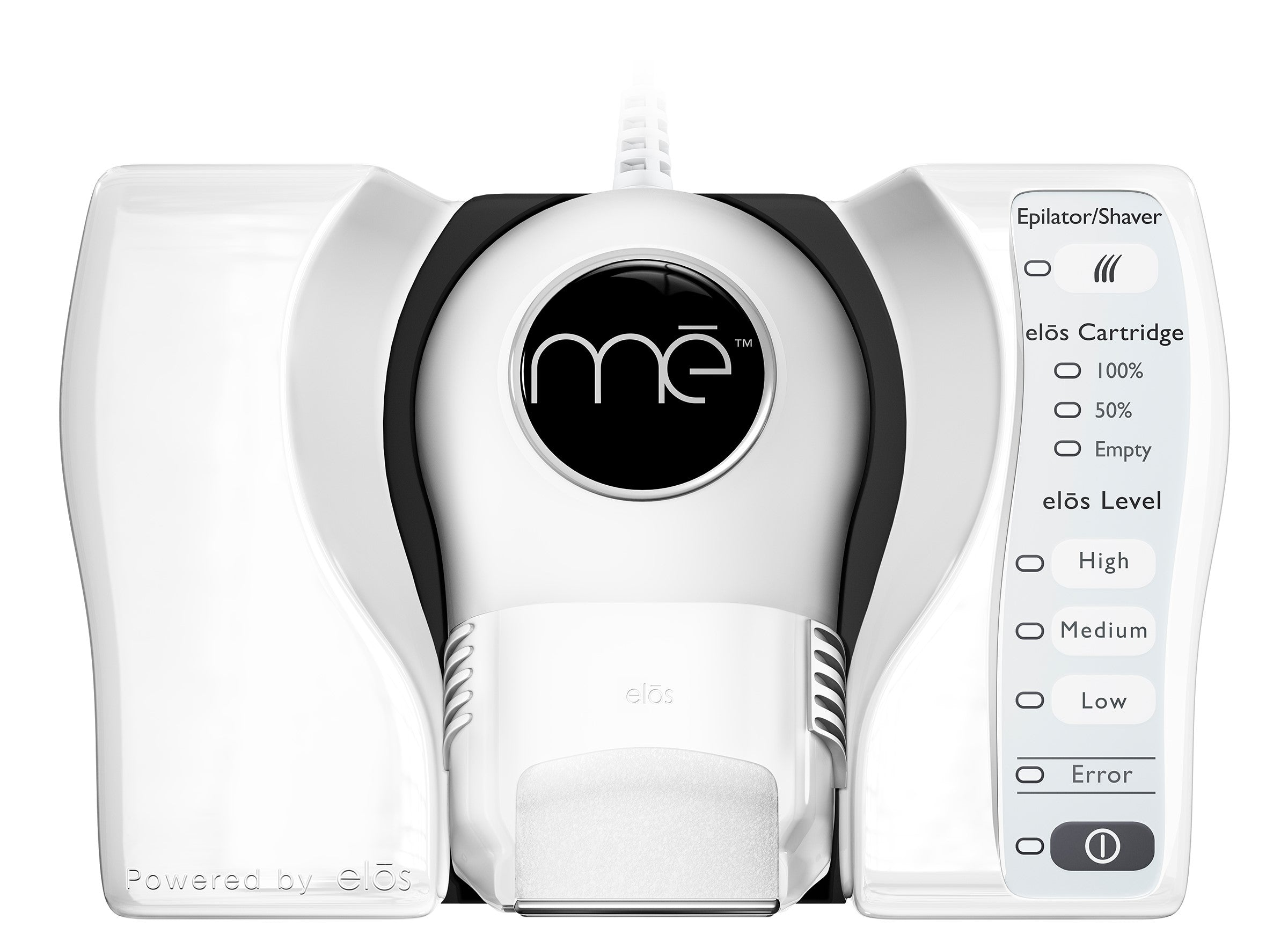 mē Smooth Professional At Home Face & Body Permanent Hair Reduction System (FDA-Cleared)