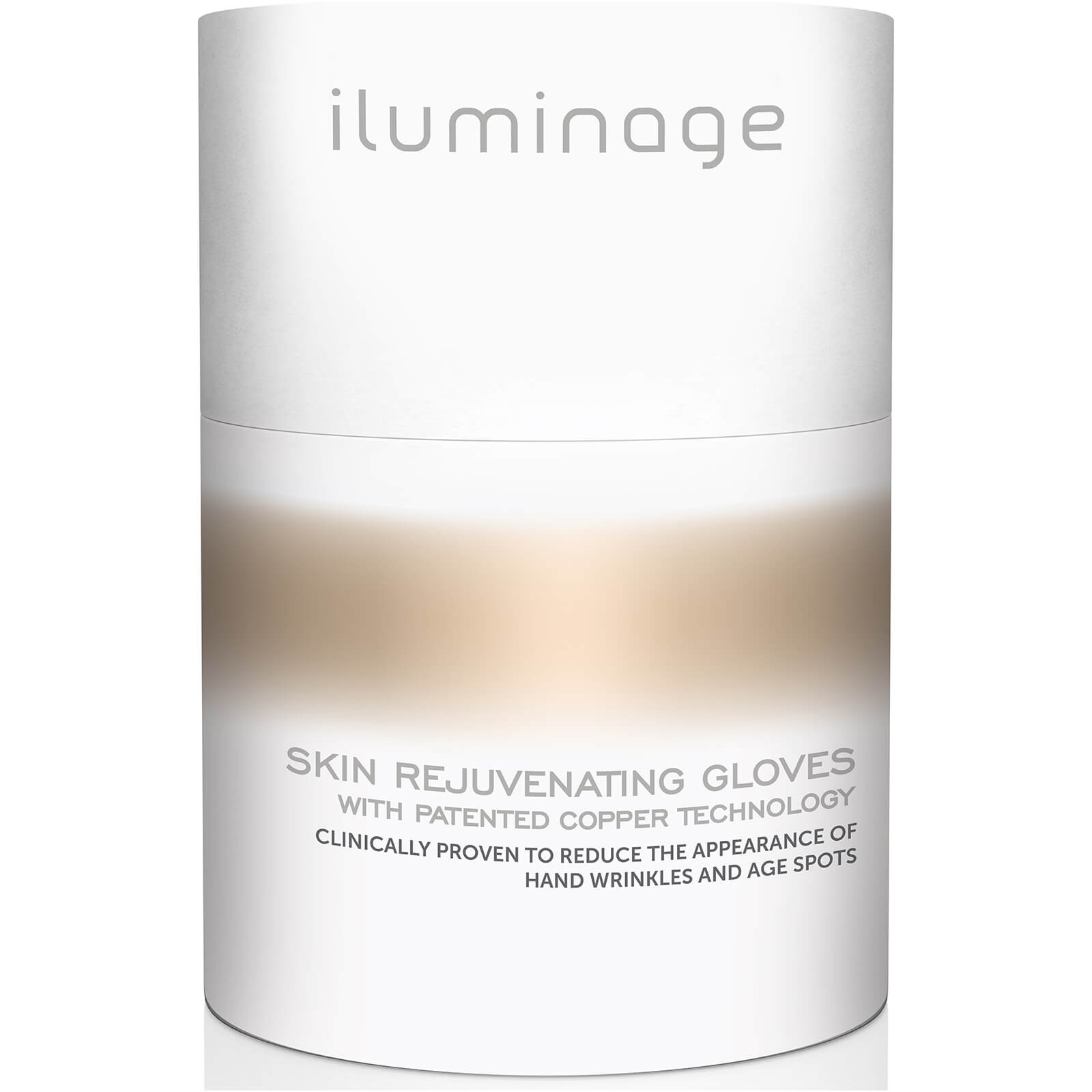 Iluminage Skin Rejuvenating Gloves with Anti-Aging Copper Technology