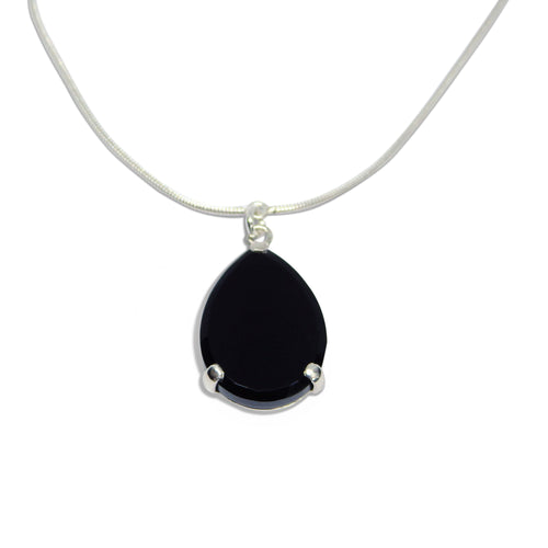 Black Onyx - Strength Amulet