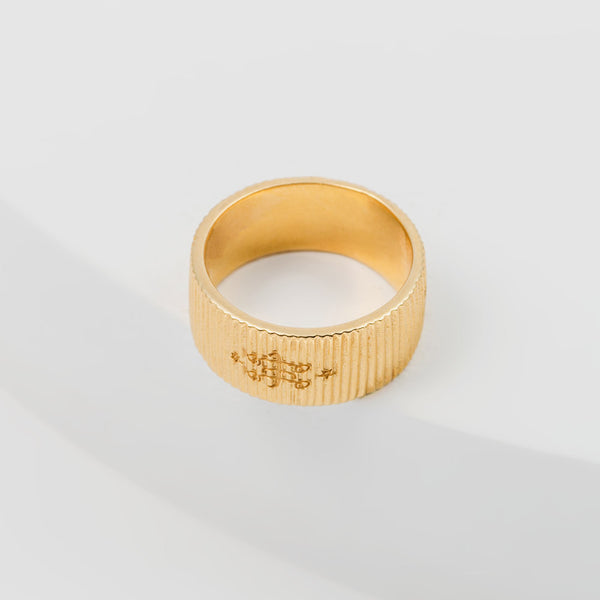Fortitude Band Ring