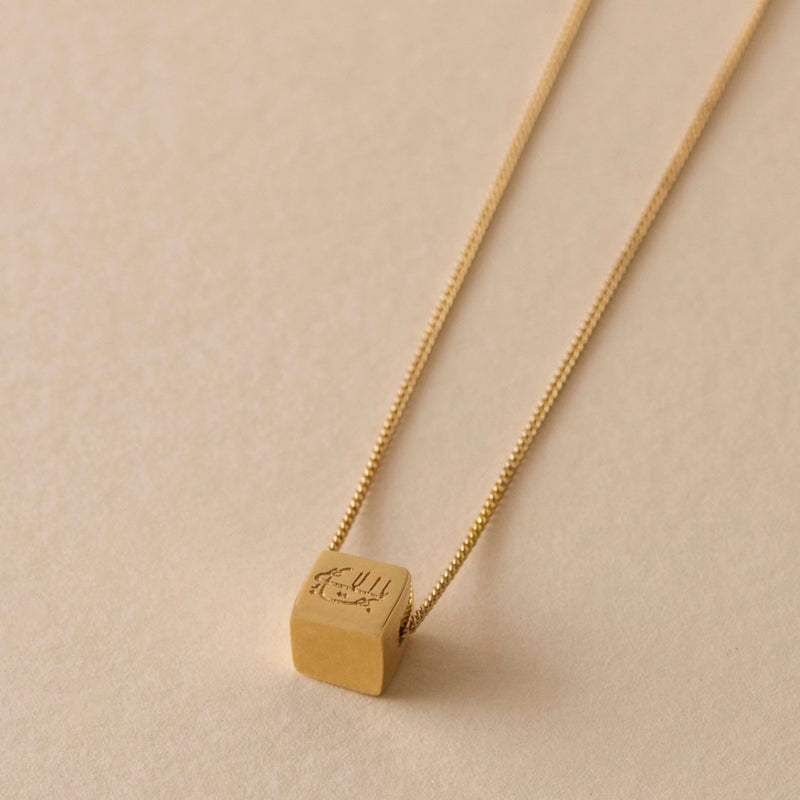 cube splendour necklace