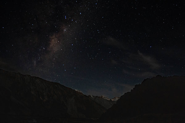 Astrophotography at Mt Cook
