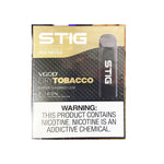 VGOD STIG Disposable - Dry Tobacco (Pack of 3)