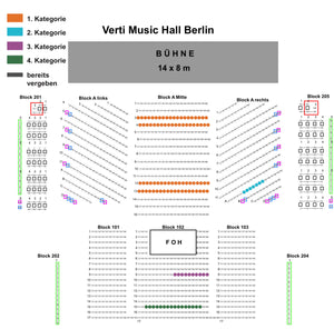 Verti Music Hall Berlin - 07.11.2020