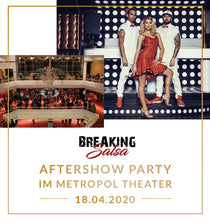 Laden Sie das Bild in den Galerie-Viewer, Aftershowparty - 18.04.2020 Metropol Theater Bremen