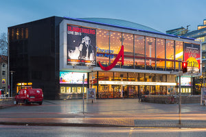 Theater am Aegi Hannover - 31.10.2020