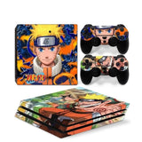 shazol - Skin Naruto pour 2 manettes et sa console Playstation 4 pro - Shazol -
