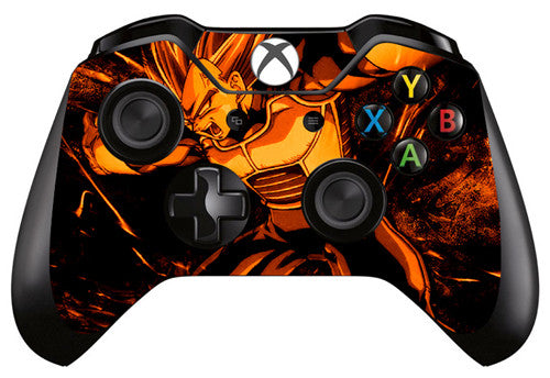 Skin Vegeta pour manette Xbox One