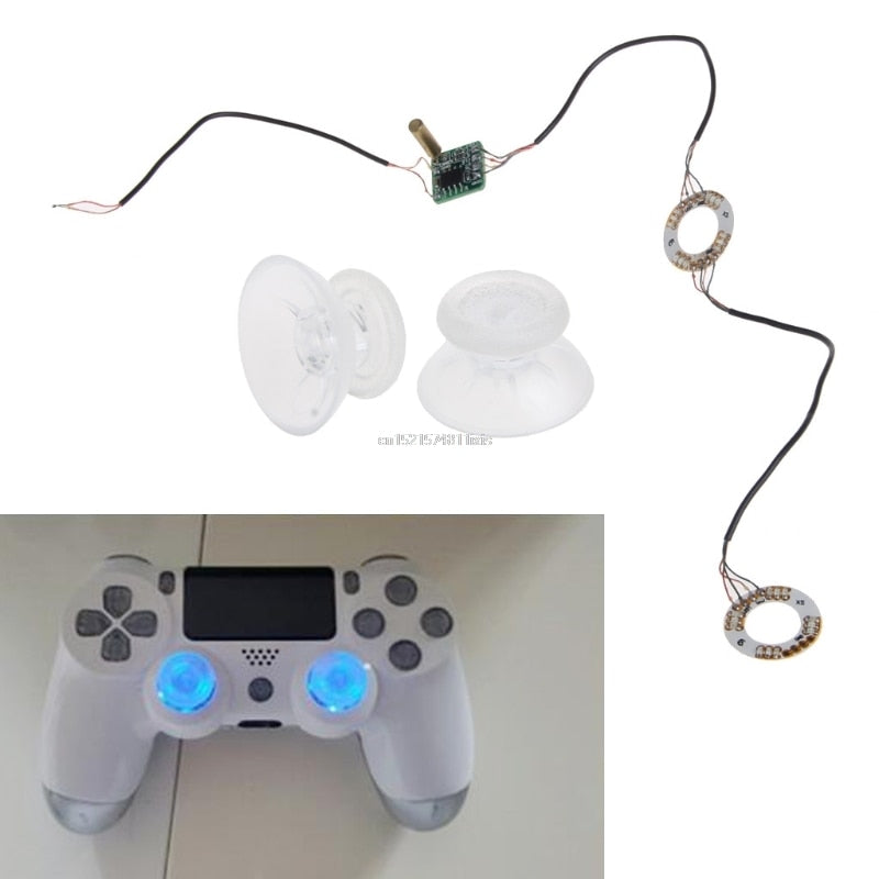 shazol - System LED joystick + 2 joysticks transparent - Shazol -