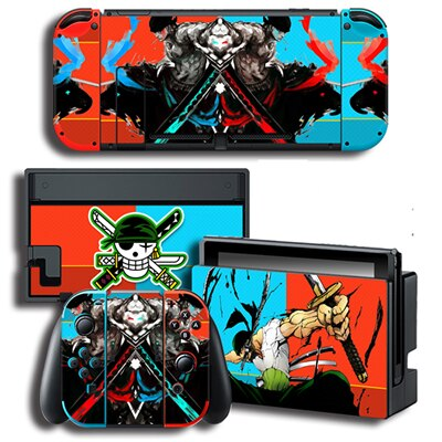 shazol - Sélection de skins One piece Nintendo Switch - Shazol -