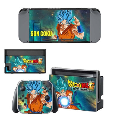 shazol - Sélection de skins Dragon Ball Nintendo Switch - Shazol -