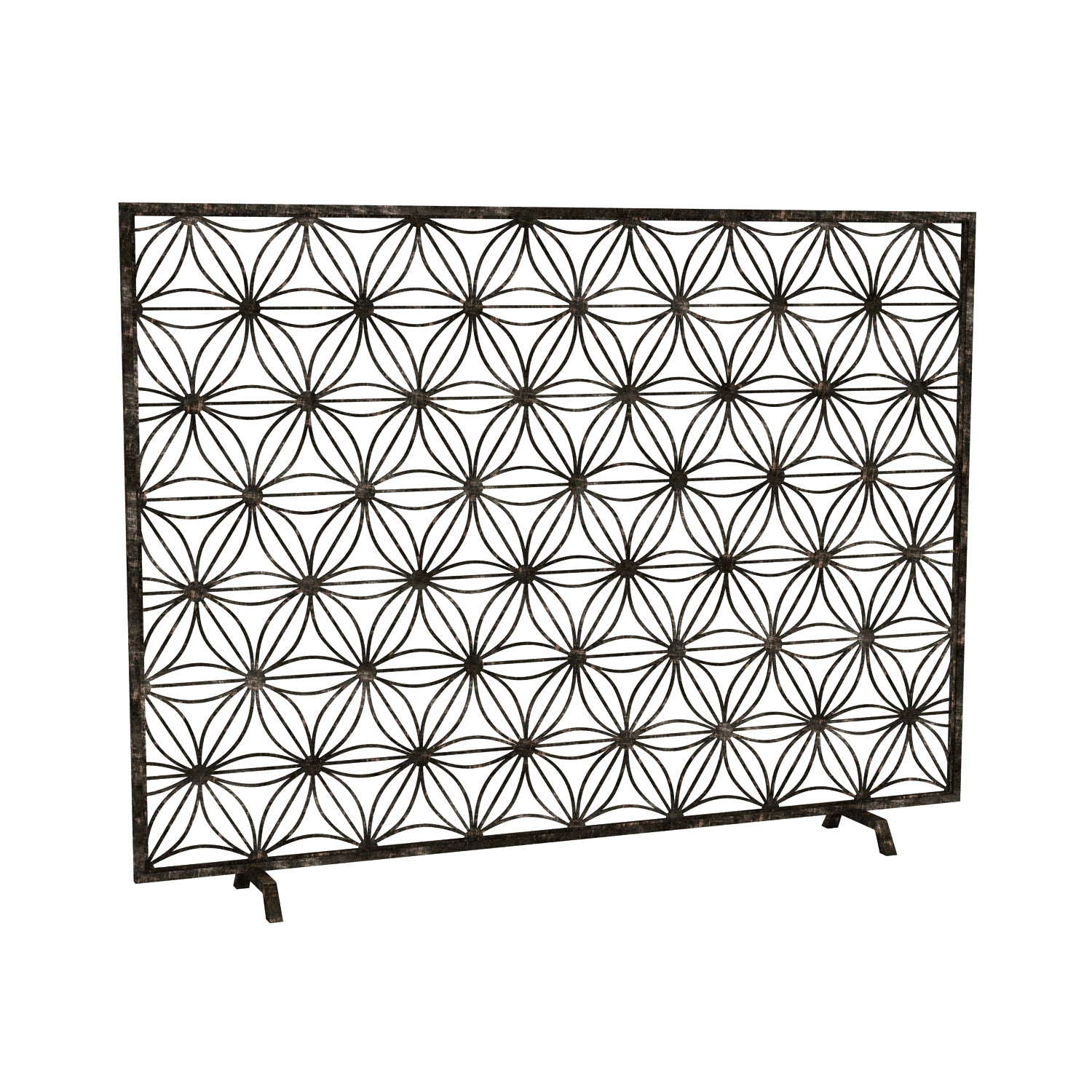 Starry Eyed Fireplace Screen