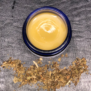 Cannabis Infused Lemon Balm Salve