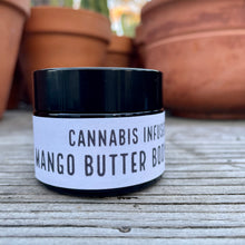 Load image into Gallery viewer, Cannabis Infused Mango Butter Body Balm