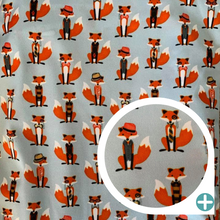 Load image into Gallery viewer, Dapper foxes (large)